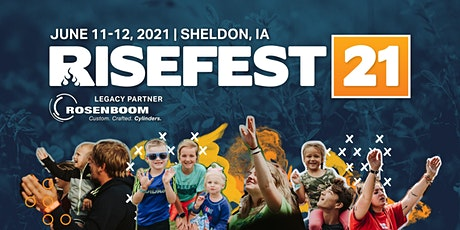RiseFest 2021 | June 11-12, 2021 tickets