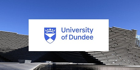 University of Dundee Workshop Week for Students and Counsellors Day 2 tickets