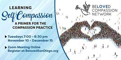 Learning Self-Compassion tickets