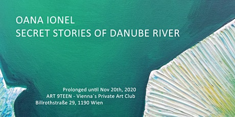 """The Secret Stories of Danube River"" – Oana Ionel Tickets"
