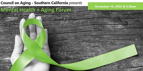 COASC Health + Aging Forum 2020 tickets