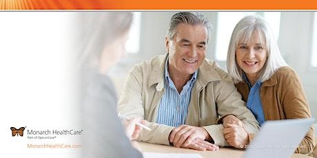 Blue Shield Medicare Sales Webinar for Orange County (English) tickets
