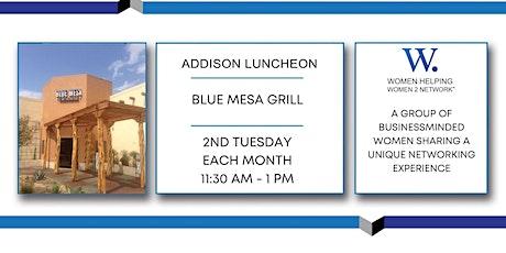 WHW2N - Addison Luncheon tickets