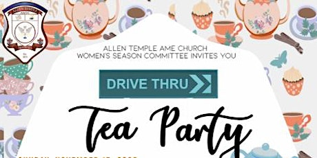 Drive Thru Tea Party tickets