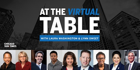 At the Virtual Table: Will it be Biden or Trump? tickets