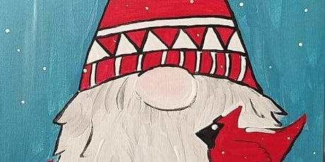 Copy of Paints & Pints at 7 Dogs Brew Pub - Holiday Gnome tickets