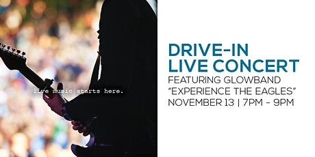 Dinner & Drive In Live Concert tickets
