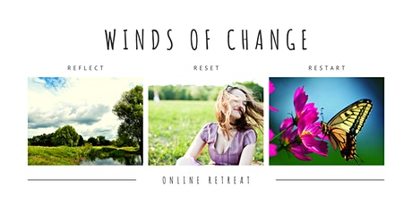 Winds of Change - An Online Retreat tickets