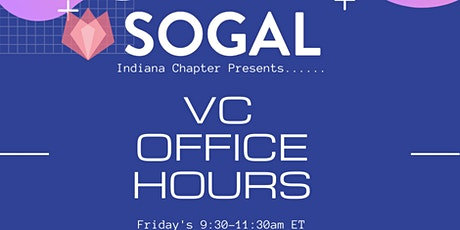 SoGal INDIANA: Friday VC Office Hours tickets
