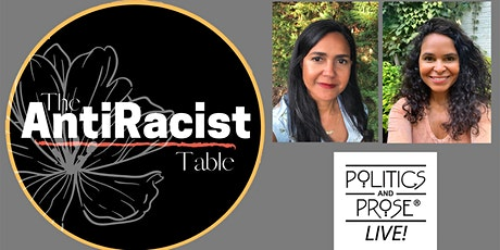 "P&P Live! A Discussion with ""The Antiracist Table"" tickets"