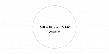 Marketing Strategy Workshop tickets