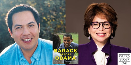 P&P Live! David Katz | BARACK BEFORE OBAMA with Valerie Jarrett tickets