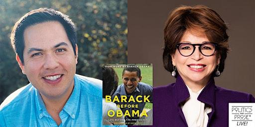 David Katz on Barack before Omaba, with Valerie Jarrett
