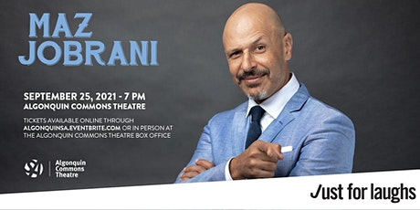 NEW DATE: Maz Jobrani tickets