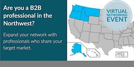 Network - B2B Networking - Business Networking - Networking - NORTHWEST tickets