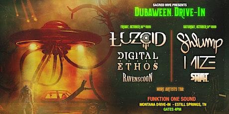 Dubaween Drive-In (Night 2): Shlump, MIZE, Smith. tickets