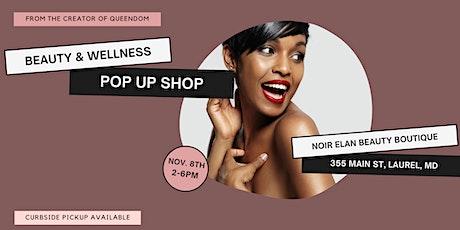 Beauty + Wellness Pop Up Shop tickets