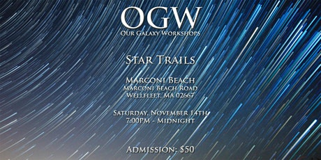 OGW: Star Trails on the Cape tickets