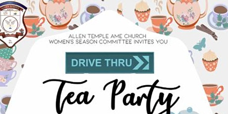 Drive Thur Tea Party☕️ tickets