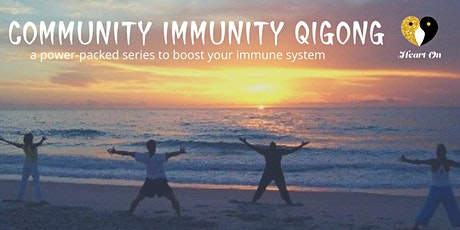 Qi Gong for Immunity tickets