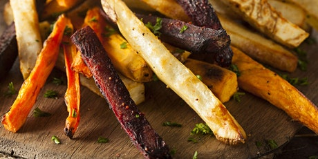 Garden Fries with Garlicy-Leek Dipping Sauce tickets