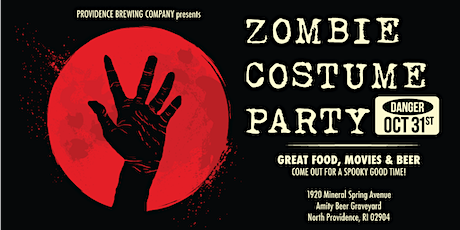 Socially Acceptable & Distanced Halloween Zombie Costume Party tickets