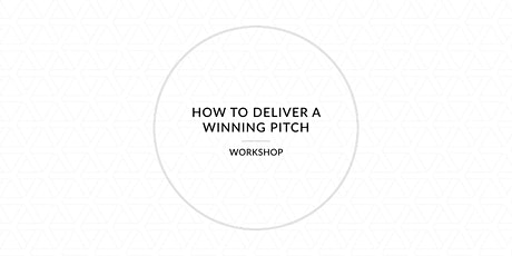Winning Pitch tickets