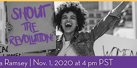 Vox Femina: Shout the Revolution! tickets