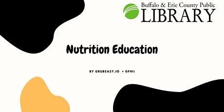 Nutrition  &  Immune Health Education Session tickets