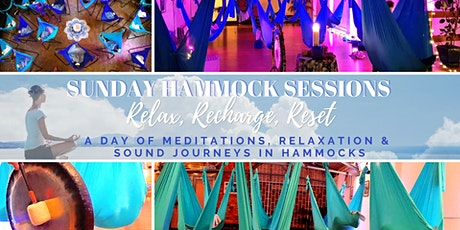 Sunday Hammock Sessions - Relax, Recharge, Reset: all-day event in Hammocks tickets