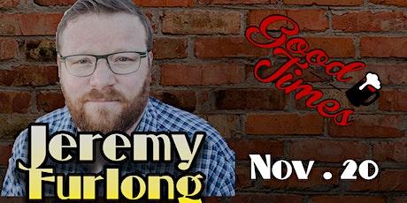 Jeremy Furlong tickets