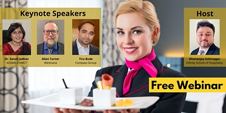 Webinar: Career Path in the New Hospitality Industry tickets