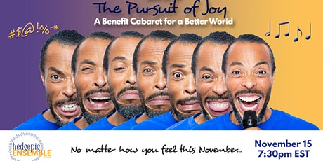 The Pursuit of Joy: A Cabaret Benefit for a Better World tickets