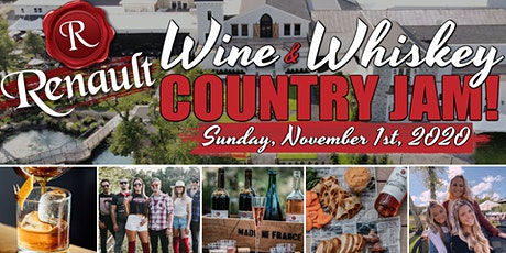 Wine & Whiskey Country Jam tickets