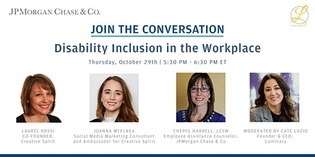 Brightly Digital: Disability Inclusion in the Workplace tickets