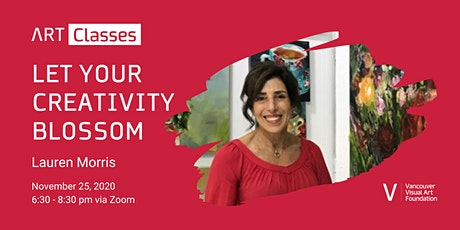 Let Your Creativity Blossom Art Class tickets