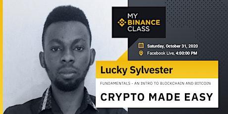 Crypto Made Easy tickets
