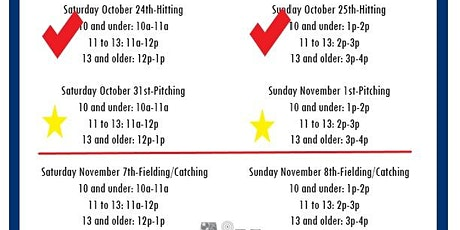 AIM and Five Tools Academy Baseball Pitching Clinic tickets