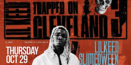 All Black Halloween Purge & Album Release Party Hosted by Lil Keed tickets