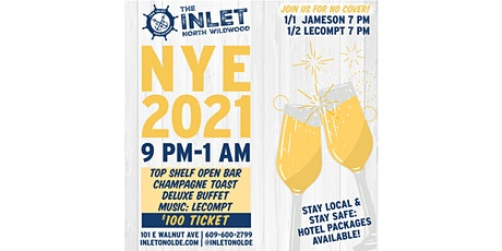 NYE On The Deck tickets