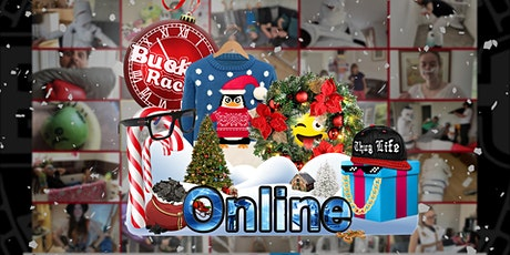 Online Christmas Scavenger Hunt tickets
