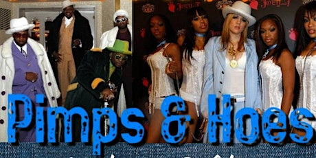 Pimps & Hoes HALLOWEEN Costume Party tickets