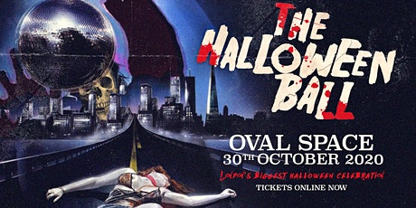 The Secret Halloween Ball 2020 | London - Tickets Out Now! tickets
