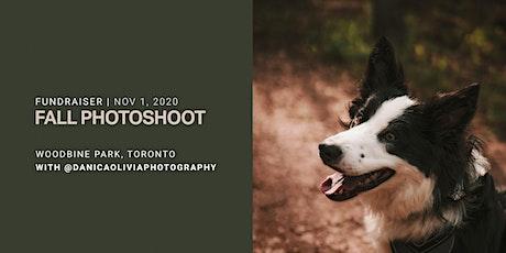 Fetch + Releash Fall Photoshoot - Woodbine Park tickets