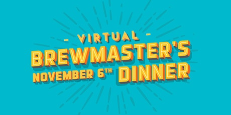 Local Love Virtual Brewmaster's Dinner tickets