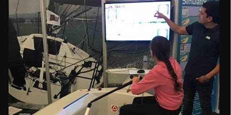 Indoor Sailing Simulator  donation will enable us to teach all kids to sail tickets