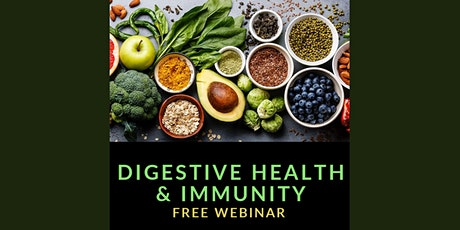 Hope for Autoimmune & Digestive Health - Live Webinar tickets