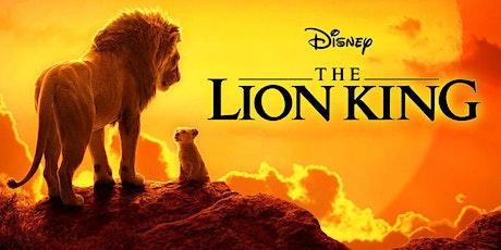 The Lion King film Night  DRIVE IN -  Brampton Manor tickets