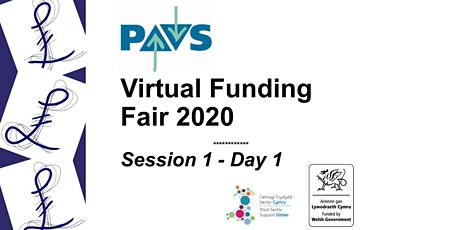 PAVS Virtual Funding Fair:  Local Funding 1 tickets