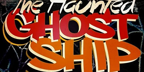 GHOST SHIP HALLOWEEN COSTUME  YACHT SAILING tickets